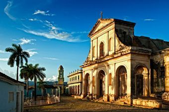 Casas particulares en Trinidad, Cuba