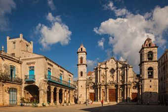 Casas particulares en la Habana Vieja Cuba